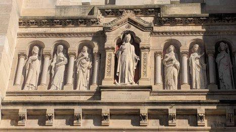 Gallery of Saints