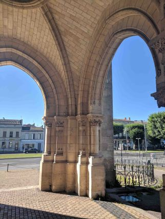 Arches over the Porch