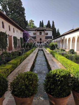 The Court of la Acequia