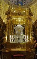 The urn of San Juan de Dios