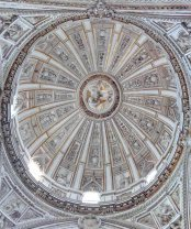 Domed Ceiling of the transept