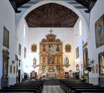 Encarnación Church Nave