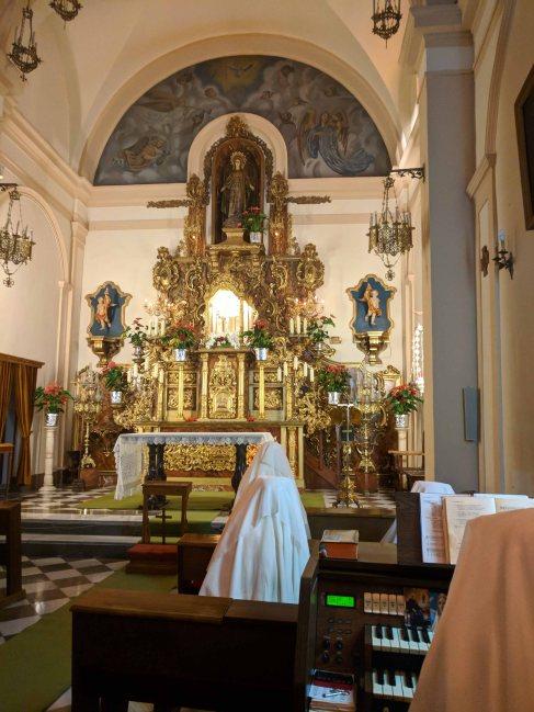Iglesia de San Gregorio Bético