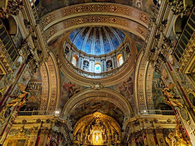 The stunning and beautiful Apse and Vaults