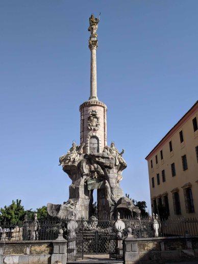 Triunfo de San Rafaél Arcángel
