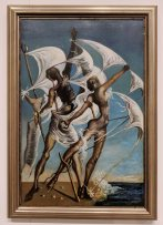 Mujeres vela (Women sailing)
