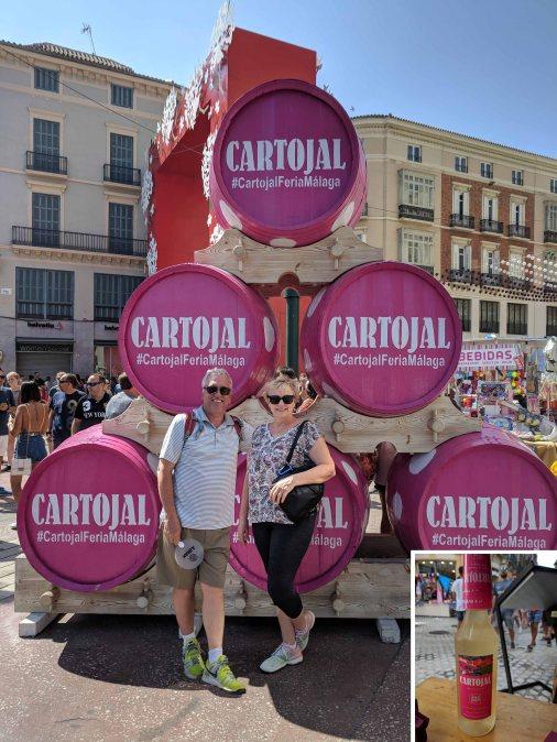 Cartojal - the drink of the fair