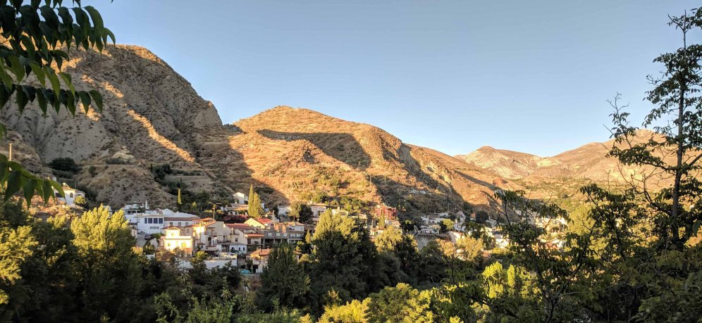 The Village of Monachil