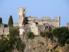 The Casares castle