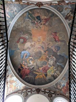 Domed Ceiling