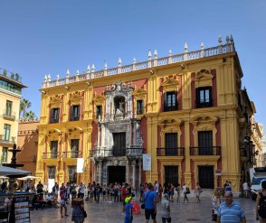 Ars Málaga Episcopal Palace
