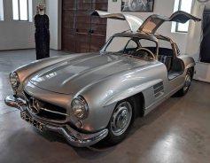 MERCEDES ALEMANIA 1955 6 cyl. 212 hp 3000 cc. Modelo 300 SL