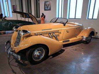 "AUBURN USA 1936 8 cyl. 115hp 4600 cc. Modelo 851 ""Supercharged"" ""Boattail"""