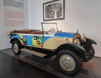 UNIC FRANCIA 1924 4 cyl. 9 hp 1900 cc. Modelo L2