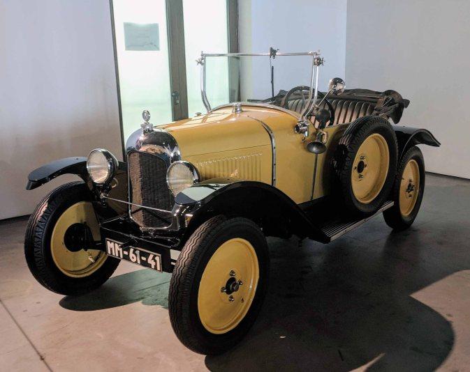 HISPANO SUIZA ESPAÑA 1923 4 cyl. 59 hp 3000 cc. Tipo 30 «Torpedo Barcelona Tourer»