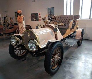 RICHMOND USA 1909 4 cyl. 22 hp 5200 cc. Modelo