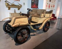 "DE DION-BOUTON FRANCIA 1903 1 cyl. 6 hp Oce. Modelo J ""Populaire"""