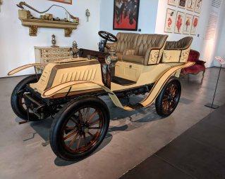 "DE DION-BOUTON FRANCIA 1903 1 cyl. 6 hp Oce. Modelo J ""Populaire"""