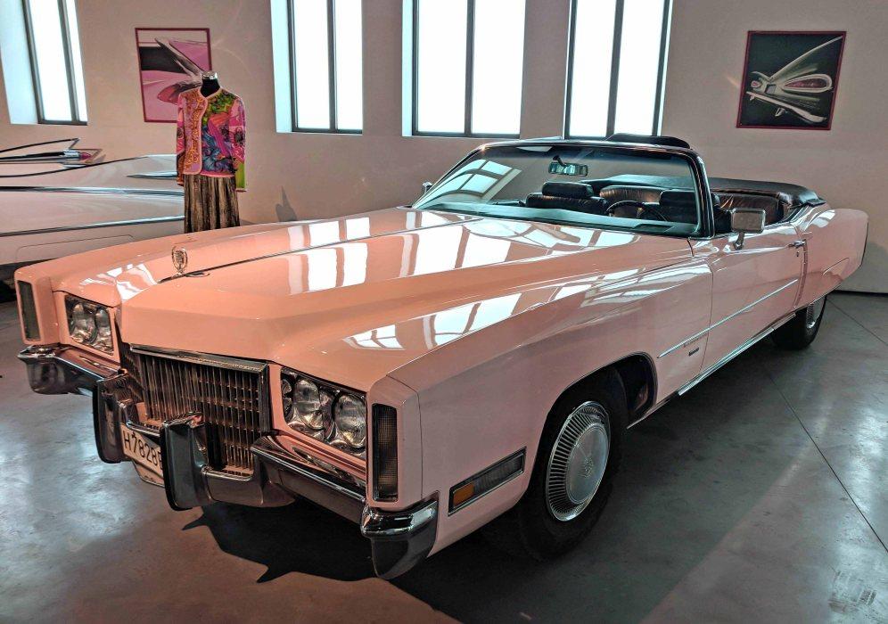 Pink Cadillac Eldorado