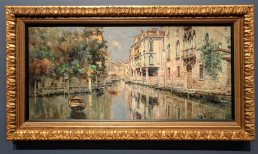 View of a Venetian Canal