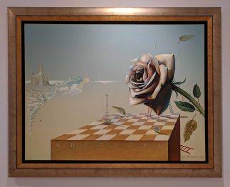 The Rose of the Desert