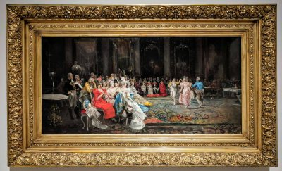 Dance at the Palace
