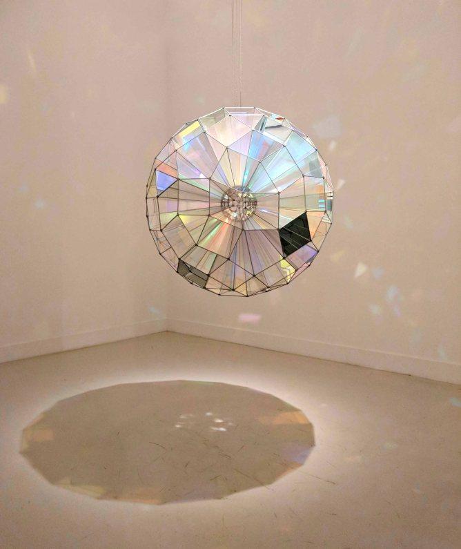 Colour Square Sphere