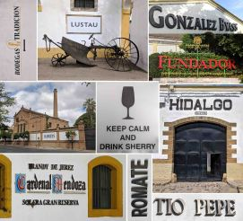 A few of the better Bodegas of Jerez