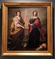 Saints Justa and Rufina
