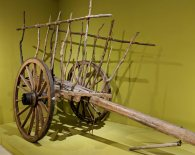 Antique Hay Wagon