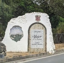 Visiting Vejer de la Frontera