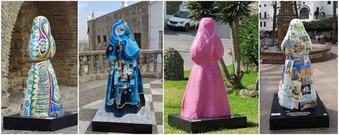 'El Cobijao - The Veiled women of Vejer',