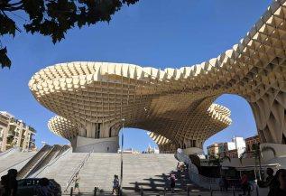 The Metropol Parasol, aka Las Setas of Sevilla