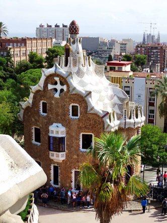 The Gaudí House Museum at Park Güell