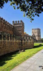 Wall of Seville (Muralla almohade de Sevilla)