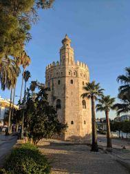 Torre del Oro.