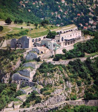 """A view of """"La Bastille"""""""