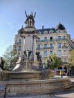 The Fountain of the three orders (Fontaine des trois ordres) - Inaugurated in 1897 by Félix Faure and commemorates the pre-revolutionary events of 1788 (Day of the Roof Tiles) that paved the way for the French Revolution.