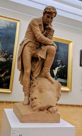 Frédérique-Auguste Bartholdi (Colmar, 1834 - Paris, 1904) by Jean-François Champollion 1867 Gift of Mrs. Bartholdi, 1905