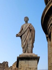 Emperor Augustus Caesar