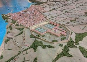 City Model of Tàrraco 1st c BC