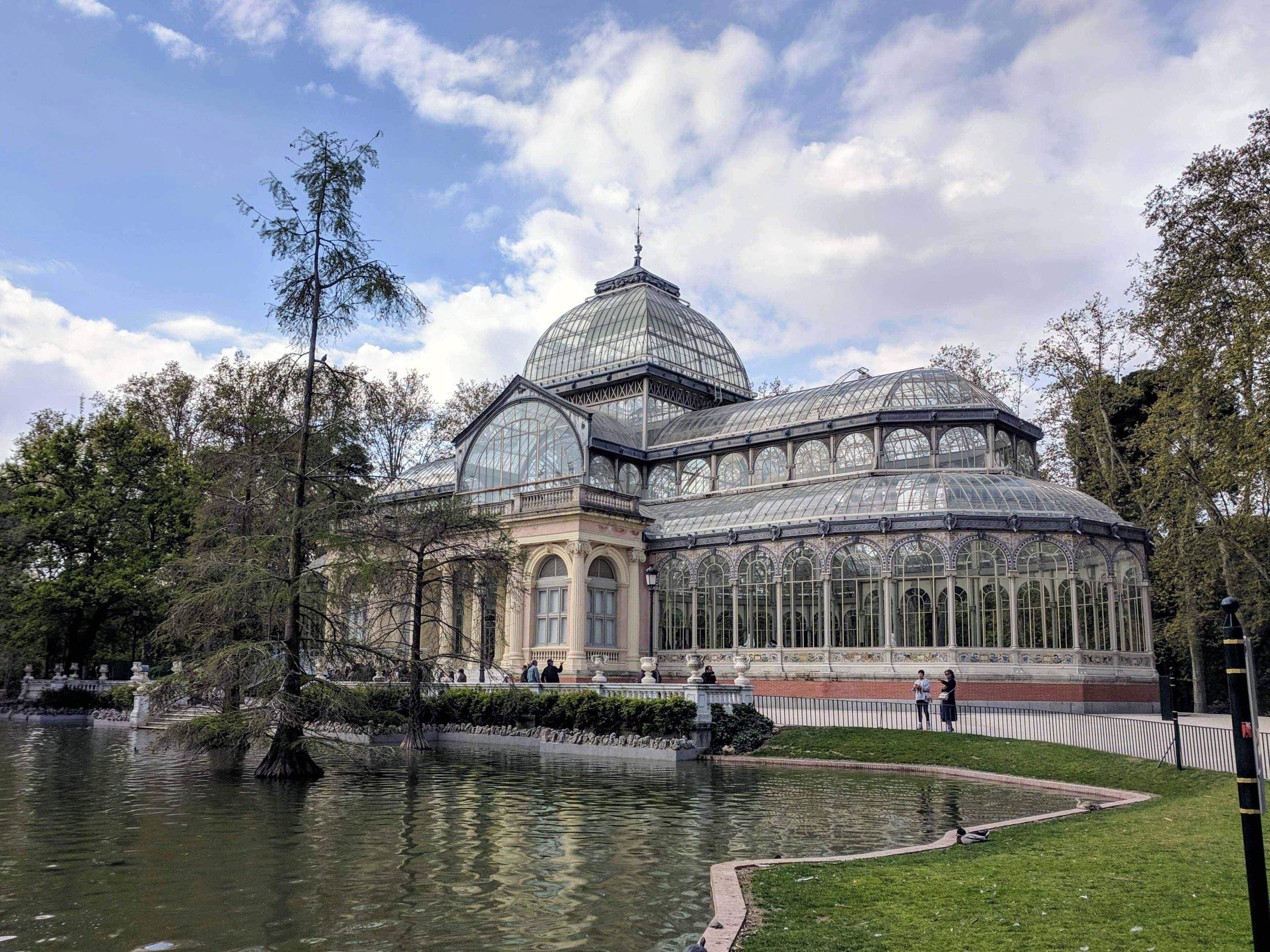 Palacio de Cristal, Retiro Park