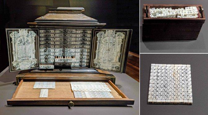 Napier's calculating machines